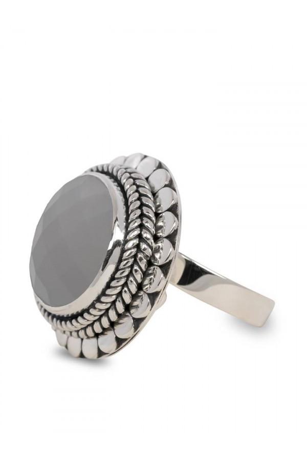 Zilveren ring van Close to Zen